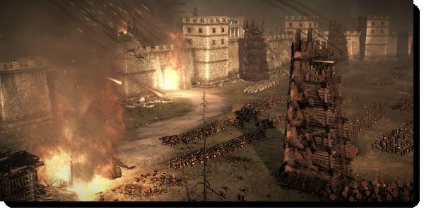 Total War: Rome 2 выходит 3 сентября