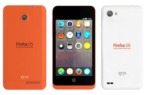 Mozilla предлагает бесплатные смартфоны в обмен на помощь Firefox OS