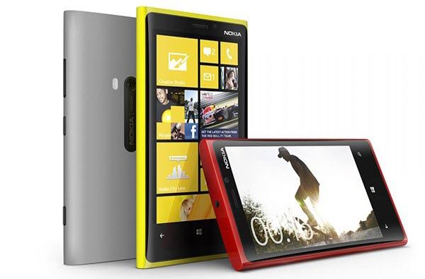 Сравниваем Nokia Lumia 925 и Lumia 920