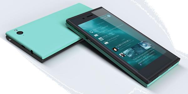 Компания Jolla, состоящая из бывших сотрудников Nokia, представила собственный смартфон