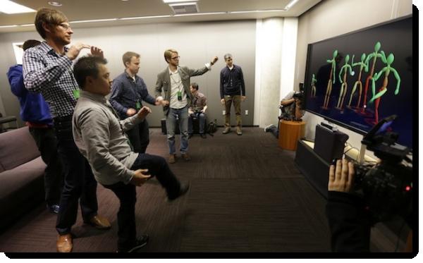 Новый Kinect