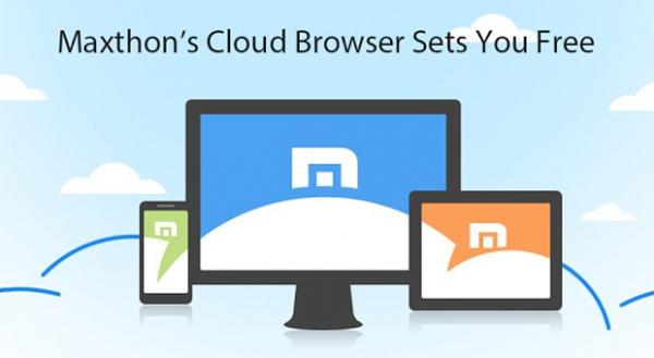 Maxthon Cloud Browser добавляет возможность передачи файлов по локальной сети для Android и Windows
