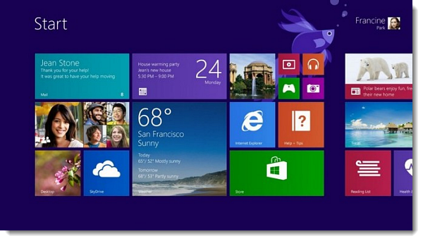 Свежие новости о Windows 8.1 и первое официальное видео