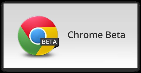Google Chrome: компактное меню, перезагрузка настроек и новые уведомления