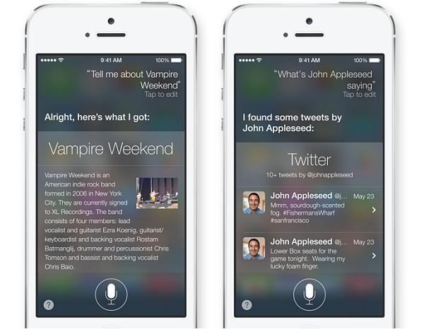 Apple официально представила iOS 7 с радикально изменённым дизайном