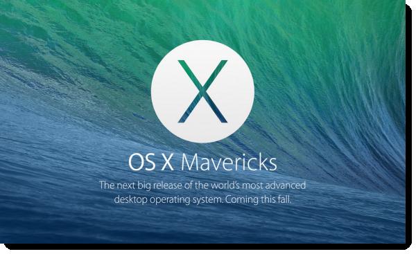 Apple впервые показала OS X 10.9 и новый Safari
