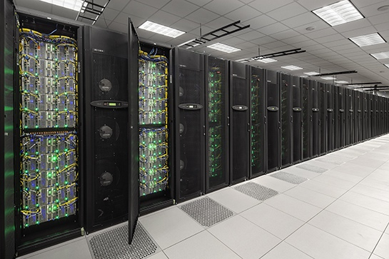 10 самых быстрых суперкомпьютеров на планете в 2013 году