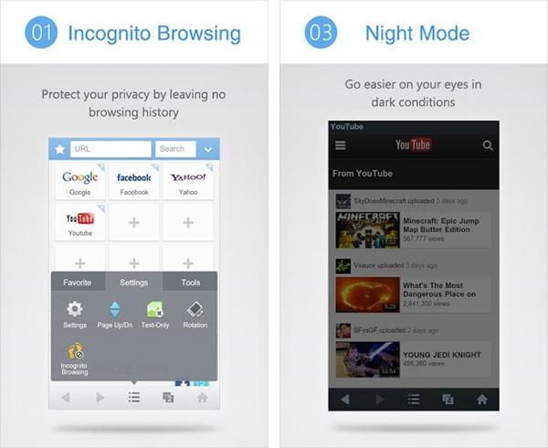 Мобильный браузер: пять лучших для Android