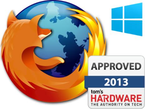 Firefox впервые обходит Chrome в независимых тестах