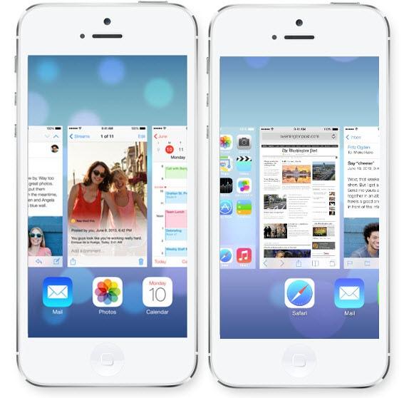Новые подробности об iPhone 5S
