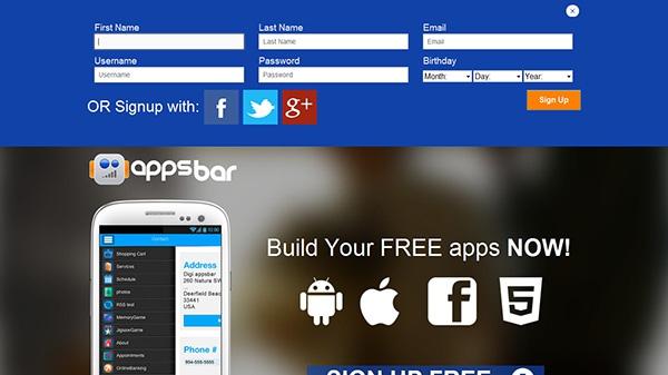 Appsbar бесплатные приложения для Android