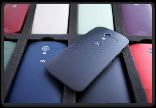 Moto X – необычный флагман от Google и Motorola