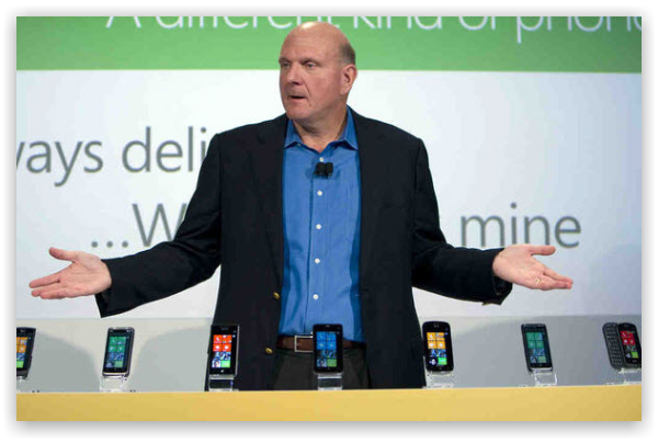 Windows Phone и Windows RT теряют всех союзников