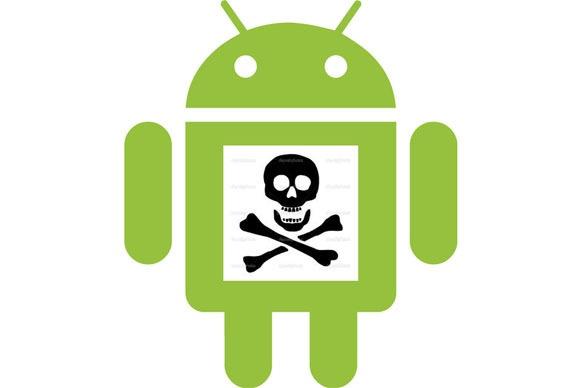 Для хакеров Android становится мишенью равной Windows