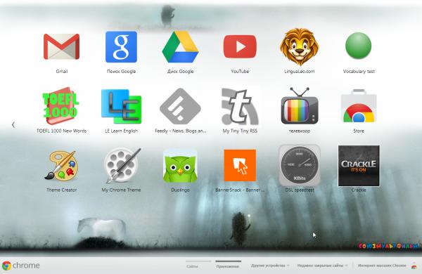 Как создать свой ярлык для сайта в Google Chrome