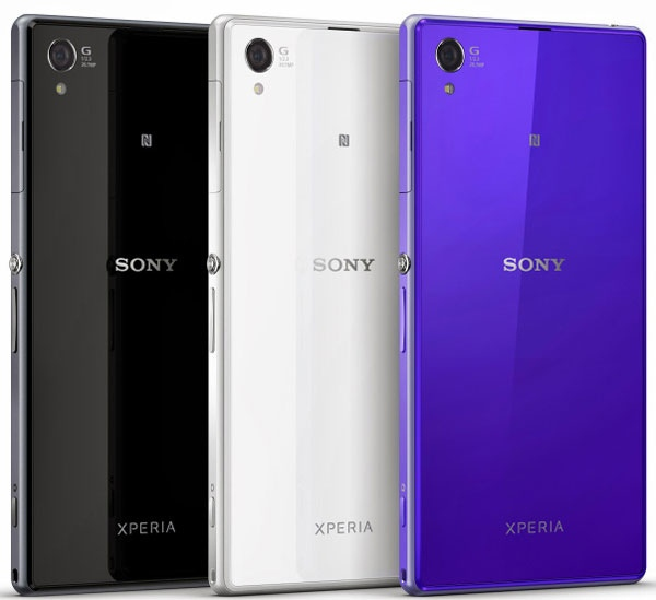 Sony представила свой главный флагман 2013: Xperia Z1