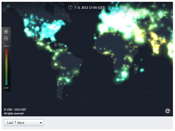 ESET Social Media Scanner. Ваша безопасность в сети Facebook