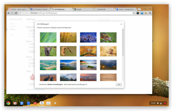 Chrome Aura: ответ на Firefox Australis?