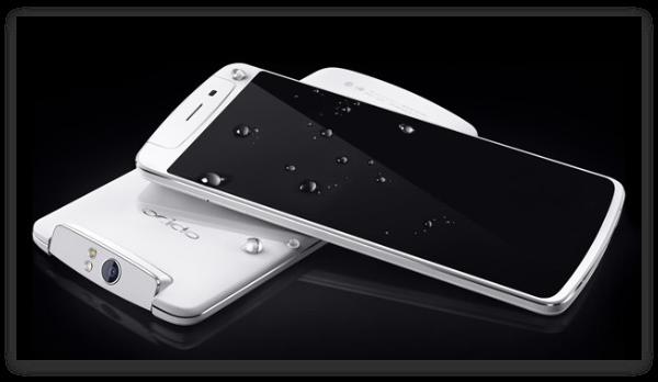 Oppo N1 – китайский смартфон, разрушающий стереотипы