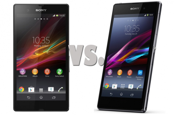 Sony Xperia Z1 и Sony Xperia Z: в чем разница?