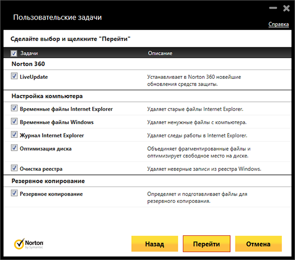 Обзор Norton 360 (2014). Антивирус с необыкновенными возможностями