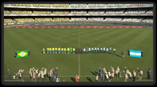 Pro Evolution Soccer 2014: на новый лад