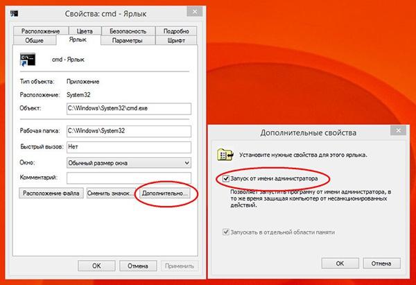 4 способа запустить командную строку в Windows 8.1 с правами администратора