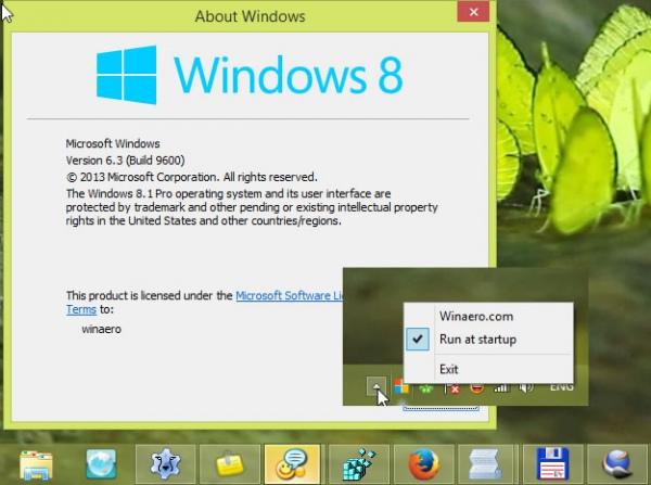 Как избавиться от кнопки «Пуск» в Windows 8.1