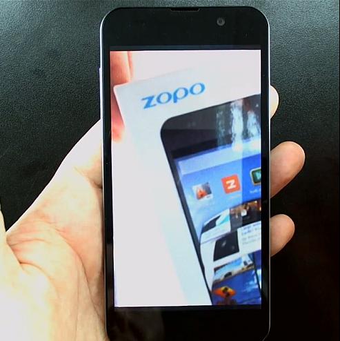 Zopo ZP980. Достойный китайский смартфон