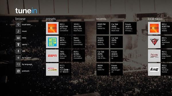 5 Metro-приложений для воспроизведения мультимедиа