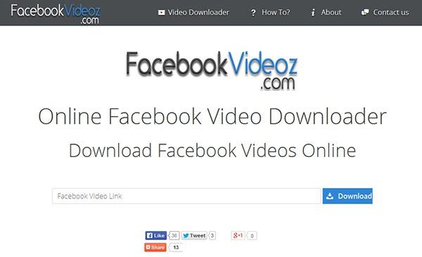 3 способа скачать видео с Facebook