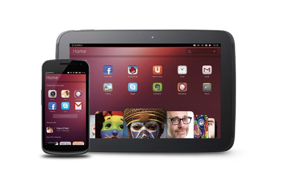 Ubuntu 13.10-мобильный