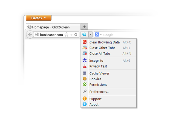 плагин Click&Clean