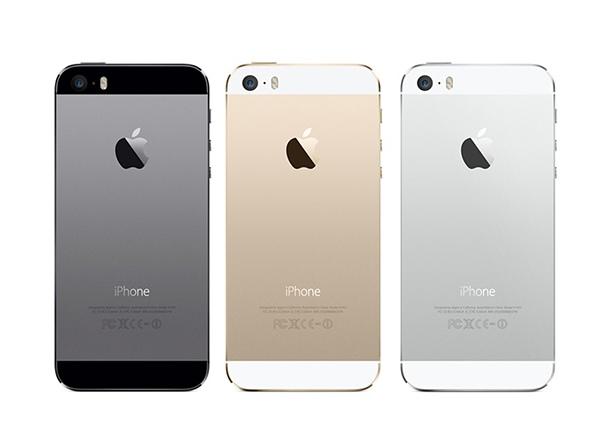 внешний вид iPhone 5s