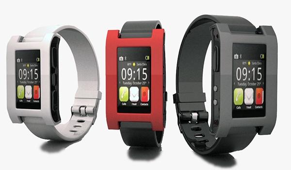 Лучшие часы: Pebble Watch