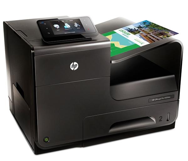 принтер P Officejet Pro X551dw