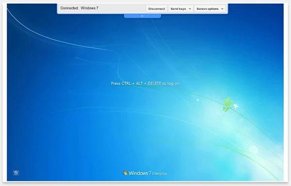 удаленный рабочий стол-Chrome Remote Desktop