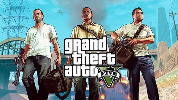 лучшие игры 2013 - Grand Theft Auto V