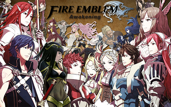 лучшие игры 2013 - Fire Emblem: Awakening