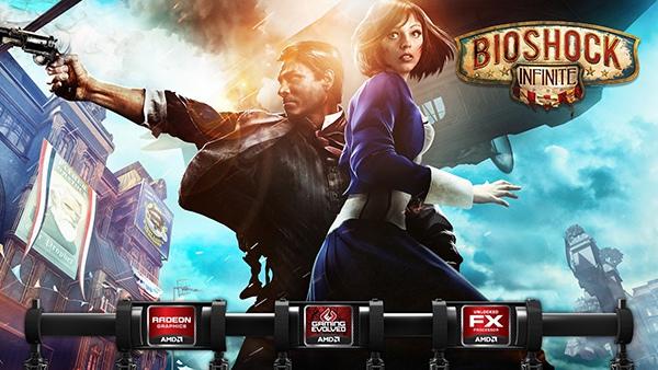 лучшие игры 2013 - Bioshock Infinite