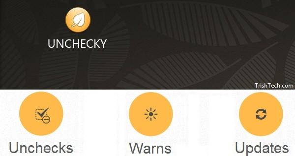 Unchecky – помощник в борьбе с нежелательным софтом
