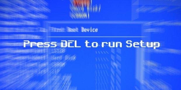 Как войти в BIOS на разных компьютерах