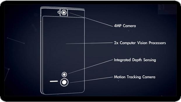 Project Tango – новая разработка создателя Kinect