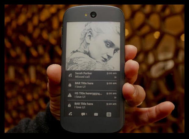 YotaPhone 2: следующий шаг отечественного разработчика