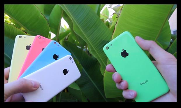iPhone 5C – провал. Мегафон потратит миллиард на рекламу iPhone в России