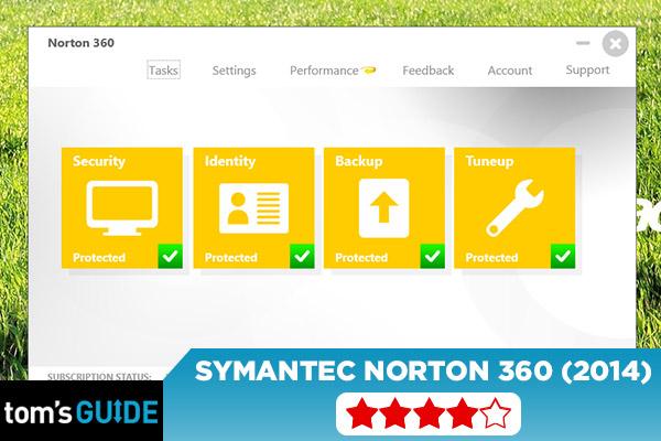 Лучший функционал, антивирус Symantec Norton 360