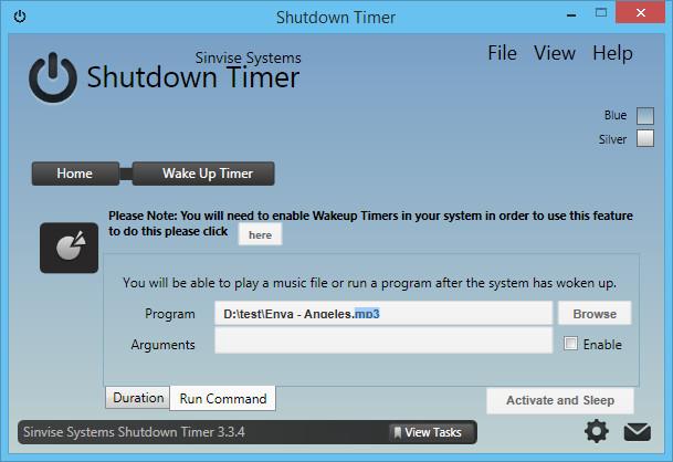Программа для выключения компьютера — Shutdown Timer