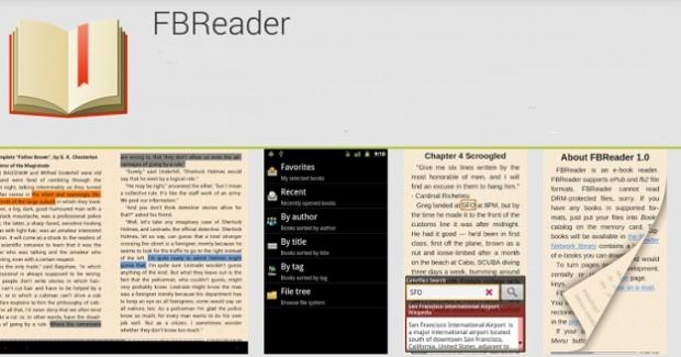 Лучшие приложения для чтения книг на Android