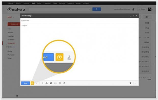 Почтовый сервис Gmail – работа с письмами