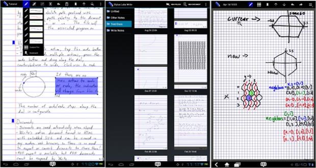 Создание заметок. 5 приложений для Android